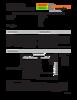 Spec Data Sheet - Cable Festoons