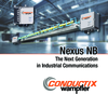 Brochure - Nexus NB Industrial Communication System