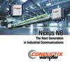Brochure - Nexus NB Industrial Communication System