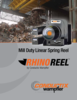 Brochure – RHINOREEL Mill Duty Reel Trifold