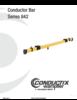 Manual - Conductor Rail, 842 Series