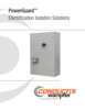Catalog – PowerGuard Power Disconnect Switch System