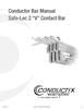 Manual - Conductor Bar - Safe Lec 2 Manual
