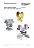 Manual - Festoon, Heavy Duty, 314/315/320/325/330