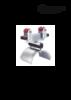 Instrucciones de montaje - Sistemas de carros portacables para perfiles de rodadura en I Programa 0320 / 0325 / 0330