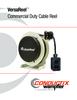 VersaReel<sup>TM</sup> Commercial Duty Cable Reel