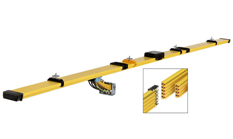 Multipole Conductor Rails United States Of America