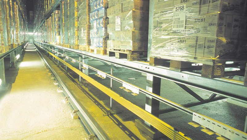Automated Storage/ Retrieval Systems (AS/RS) | United States