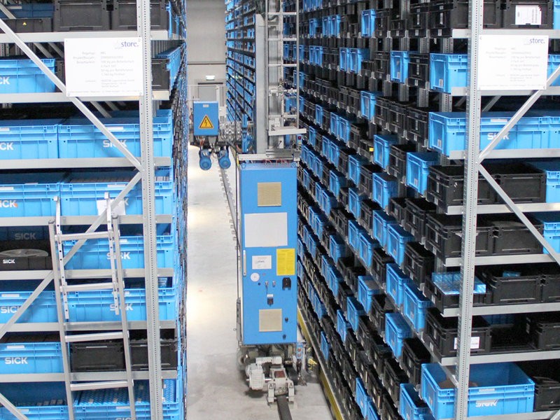 Automated Storage Retrieval Systems As Rs United