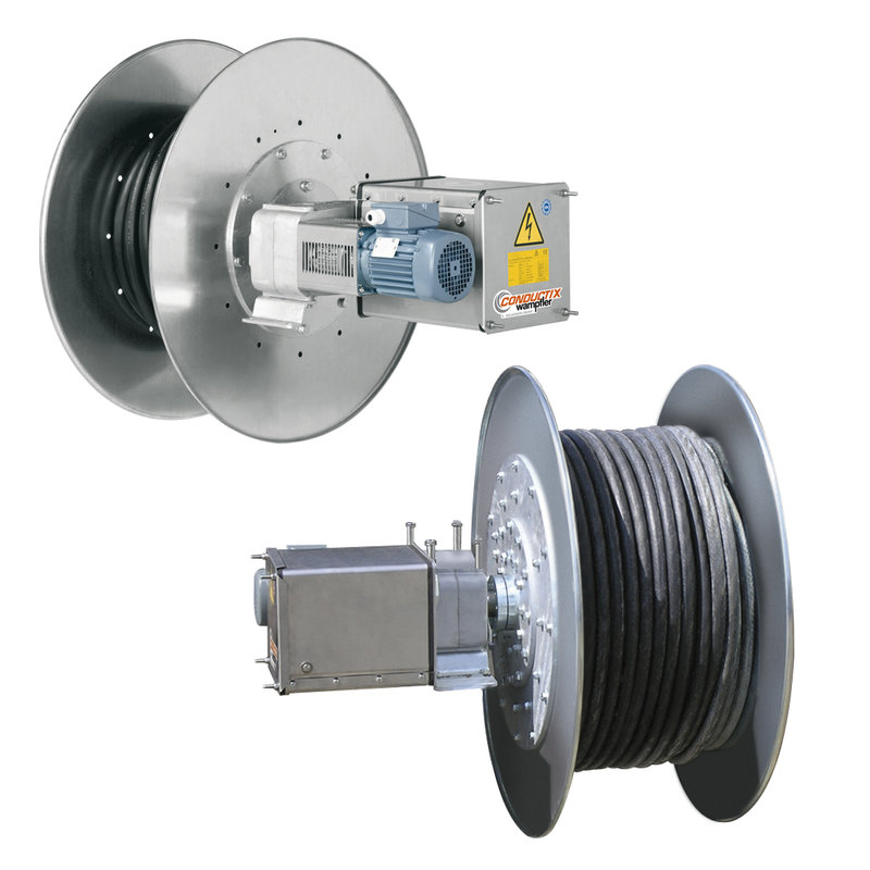 Motor Driven Reels United States Of America