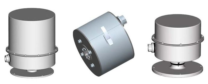 Enclosed Slip Ring Assemblies | United States of America