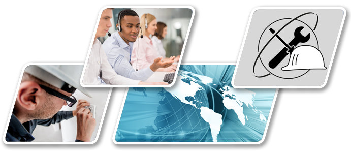 Global Soporte técnico - Reparación - Servicio técnico - Conductix-Wampfler