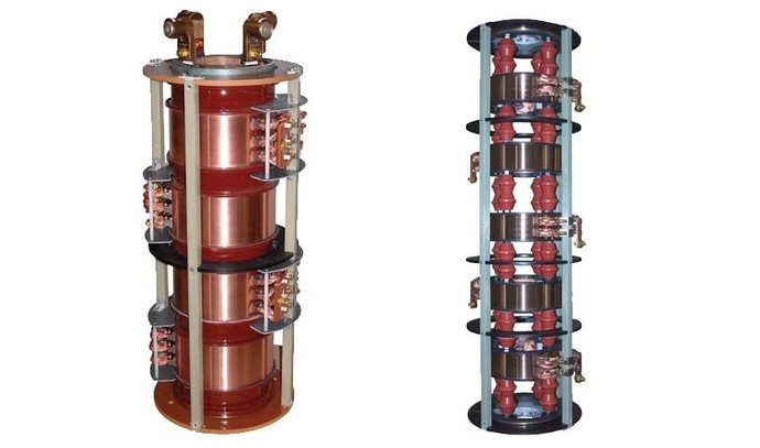 High Voltage Slip Ring Assemblies United States Of America