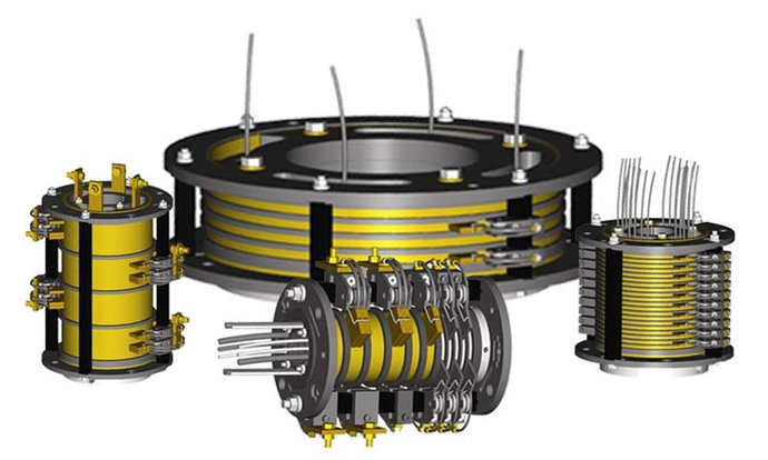 Non-Enclosed Slip Ring Assemblies | United States of America