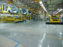 Automated Guided Vehicles - Marriage line