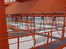 9 Container Cranes (ship to shore)