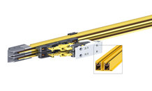 "Multipole Conductor Rails ""MultiLine 0835"""