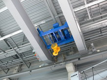 Overhead Crane (Conductor Rail 0842)