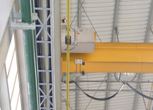 Main power supply for the EOT Cranes